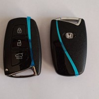 Honda PKE passive keyless entry push start engine mobil jaman now