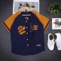 Jersey baseball baju baseball Pria Wanita 61