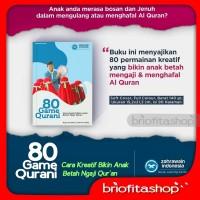 Buku Parenting 80 Game Qurani