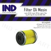 Filter-Saringan Oli Mesin Atas Jupiter 135 MX-Old-New/Vega ZR/Vega RR