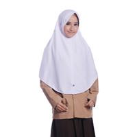 Rabbani - Kerudung Instan Innova LX - Putih, S
