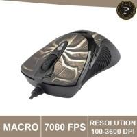 Mouse Gaming USB A4tech X7 XL-747H Macro