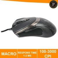 Mouse Gaming USB A4Tech Macro X7 F4