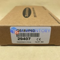 1pcs BANNER QS18VP6D Photoelectric switch NEW
