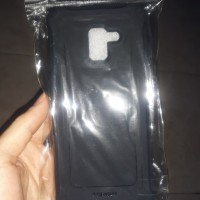 Samsung A8 Plus 2018 Spigen Rubber Case ...