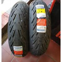 Ban Michelin Pilot Road 5 Uk 180 55 - 17 Pilot Road5