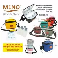 Paket Murah Hemat Coolerbag Tas Asi Penyimpanan asip Komplit