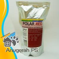 Artemia Shell Free Polar Red Dekapsulasi 500 gram