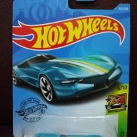 Die Cast Hotwheels HW EXOTICS TWIN MILL GEN-E Koleksi Mobil Hotwheels