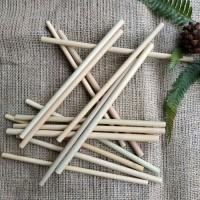 Bamboo Straw Sedotan Bambu 22 cm