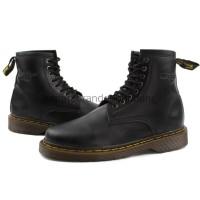 Sepatu boots Dr. Martens Docmart HIGH boots murah maroon black brown