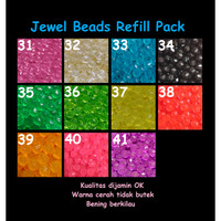 Aquabeads Jewel Refill Beads