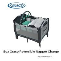 Box Graco Reversible 2in1 Napper Charge / Tempat Tidur Bayi