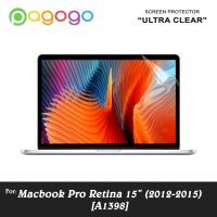 Screen Protector Screen Guard Macbook Pro Retina 15 15.4 2013 A1398 Cl