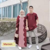 couple kristina baju pasangan undangan pesta terbaru murah cp kum vt k