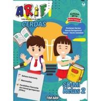 Buku Arif Cerdas Untuk Sekolah Dasar Kelas 2 K 13, Grasindo
