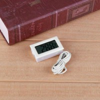 Termometer Digital LCD untuk Mengukur Suhu Akuarium