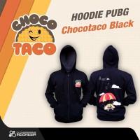 Hoodie PUBG Chocotaco Black - Apparel Gaming Esports