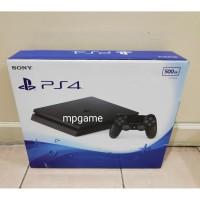 DUS PS4 SLIM Lengkap Dus Dalam