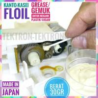Kanto-Kasei Japan FLOIL Grease pelumas gear plastik logam Tamiya 30gr