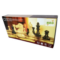 Papan Catur Magnet Chess Folding Magnetic Board