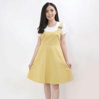 Baju Atasan Wanita Drees overall okin Baju kekinian best seller