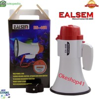 Toa Megaphone Pengeras suara Ealsem ES-46R