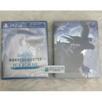 PS4 Monster Hunter World: Iceborne Master Steelbook Edition + DLC (R3)