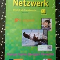 Netzwerk A2 Buku Pelajaran Bahasa Jerman (Katalis)