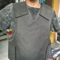 baju rompi vest jaket anti peluru tahan peluru bahan kevlar anti pelur