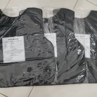 baju rompi vest jaket anti peluru tahan peluru bahan kevlar anti