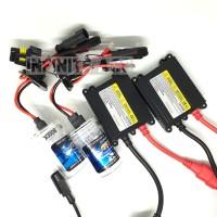 Lampu Mobil HID Ballast 55w CnLight 4300k 6000k 8000k Putih Aksesoris