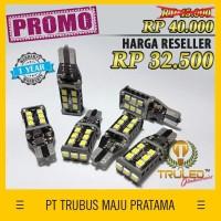 T10 - 15 SMD ULTIMA GARANSI 1 TAHUN!! LED SENJA REM SEIN