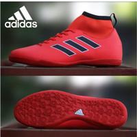 Sepatu Futsal Adidas Ace Tango Original Red Stripe Black