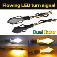 DRL Lampu Sein LED Universal untuk Motor