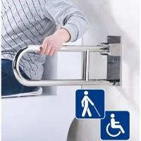 Grab Bar Kamar Mandi Pegangan Tangan Lansia, Disabilitas, Sefty Closet