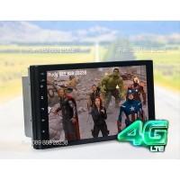 Head Unit Android AVT DAV 6767 7 Inch RAM 2 GB 4G LTE SIM CARD GPS REA