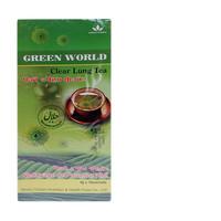 Clear Lung Tea Green World TERMURAH