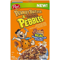 Post Cereal - Cocoa Pebbles Rice Cereal Fruity Pebbles Terbaru