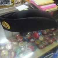 Termurah Topi Mut Pembina Pramuka Putri + Emblem Terbaru