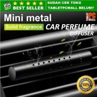 Parfum Mobil Diffuser Aluminium Car Air Vent Freshener Aroma Lemon