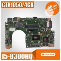 For ASUS VivoBook Pro 15 N580G N580GD NX580G NX580GD Laptop Motherboa