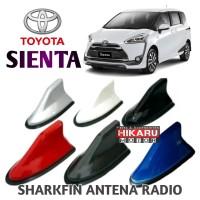 Shark Fin Toyota SIENTA Antena Sirip Hiu Fungsi Antenna Radio Mobil