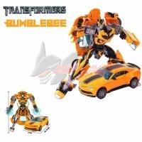 Action Figure TRANSFORMERS AUTOBOT BUMBLEBEE Kids Robot Toys