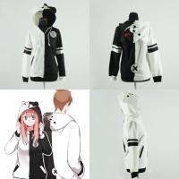 Monokuma Jacket Danganronpa Anime Jepang Cosplay
