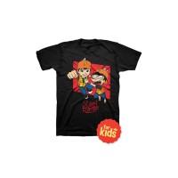 T-Shirt Si Juki X BoBoiBoy Kids