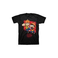 T-Shirt Si Juki x BoBoiBoy