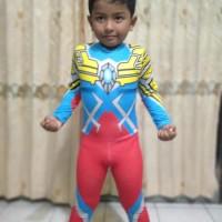 Baju Renang Anak-anak Ultraman Zero