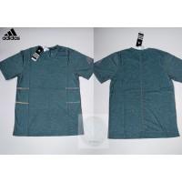 Kaos Tshirt Baju Climacool Adidas Sport DryFit Running Gym Hijau Green