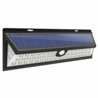 Lampu Taman Tenaga Surya Tembok / Lampu Solar Panel Outdoor Waterproof